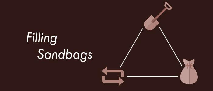 How to Fill Sandbags