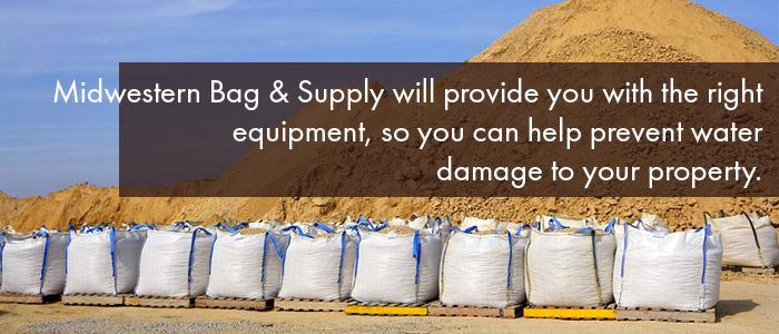 Bulk Bags Sandbags