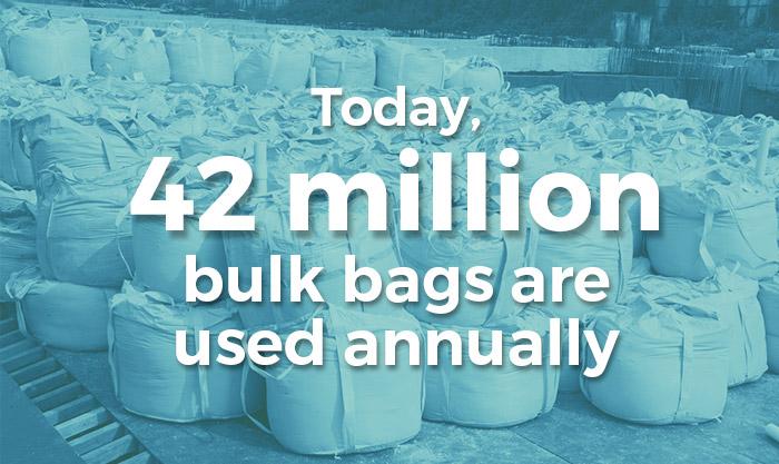 Bulk Bags Used Annually