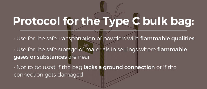 Guide to Type C and D Bulk Bags | Midwestern Bag & Supply