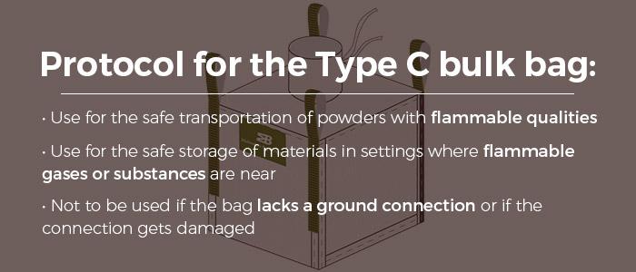Type C FIBC Bulk Bags